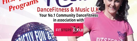Reza DanceFitness & Music U.K